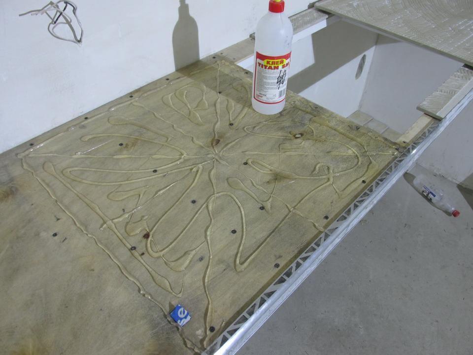обработка торцов столешницы из керамогранита