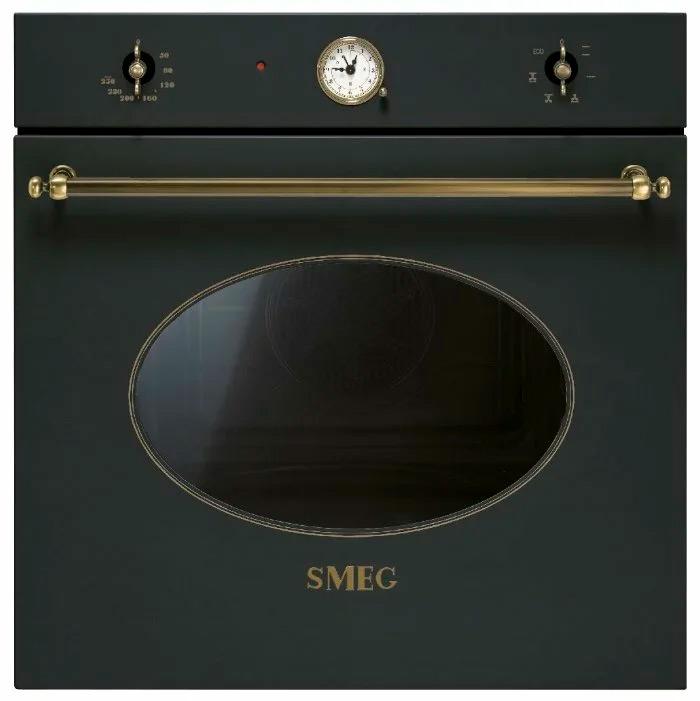 Газовый духовой шкаф SMEG SF800GP