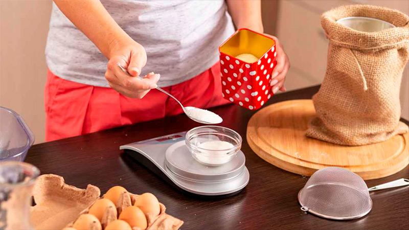 Характеристики электронных кухонных весов