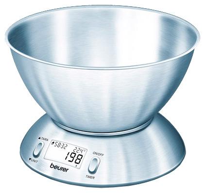 Электронные весы с чашей Beurer KS 54