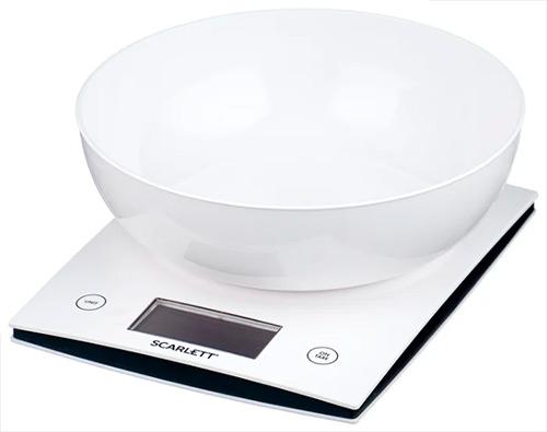 Электронные весы с чашей Scarlett SC-KS57B10