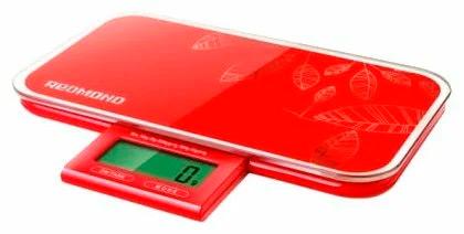 Электронные весы на рабочей платформе REDMOND RS-721