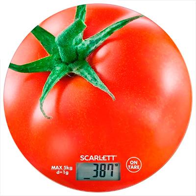 Электронные весы на рабочей платформе Scarlett SC-KS57P38