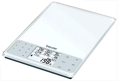 Электронные весы на рабочей платформе Beurer DS 61
