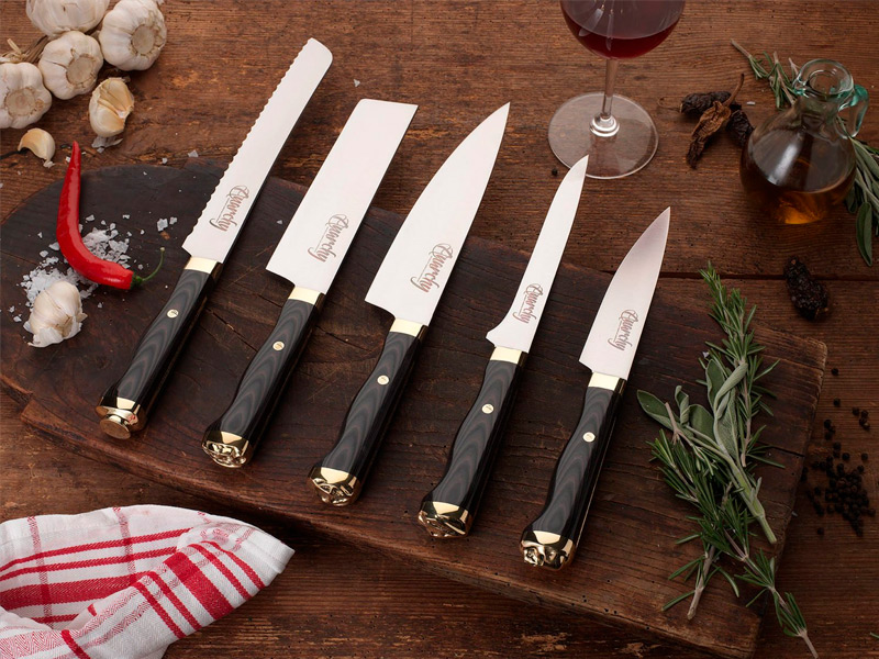 Лучшие ножи для кухни